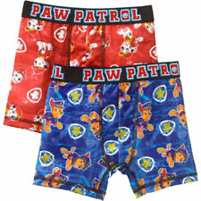 Power Rangers 2/&3 PACK Boxer Shorts Underwear Official Boys Paw Patrol,Spiderman
