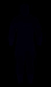 Pinnacle Polar M -8 8mm Wet Kosty {65533; C Manlig man