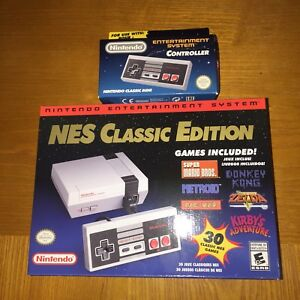 Nintendo Nes Classic Edition Mini Modded 700 Games Turbo Reset Extra
