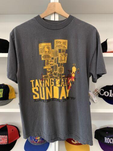 Vintage Taking Back Sunday Shirt Sz M Rock Band Mu