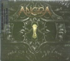ANGRA SECRET GARDEN + BONUS TRACK SEALED CD NEW 2015