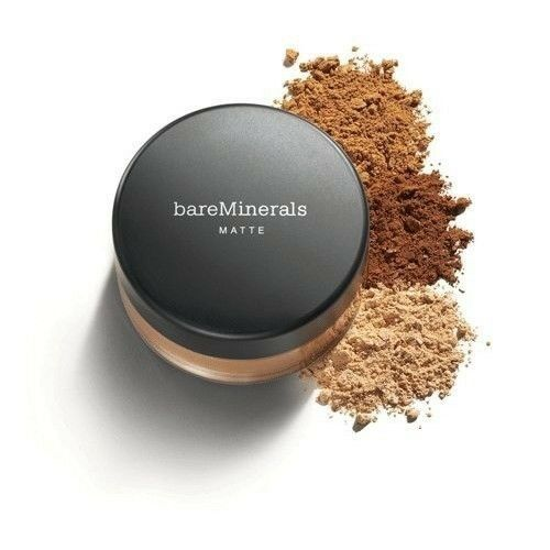 bare escentuals bareminerals mineral foundation matte spf15 fairly