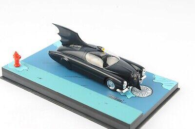 1//43 Scale Batman Detective Comics #156 Black Batmobile Vehicle Car Model Toy