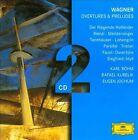 Wagner: Overtures & Preludes (CD, Mar-2005, 2 Discs, DG Deutsche Grammophon)