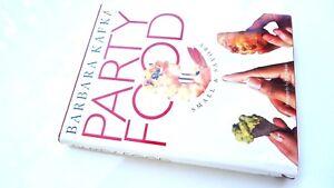 Cookbook-Party-Food-Small-amp-Savory-BARBARA-KAFKA-1st-edition-1992