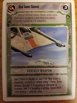 Star Wars CCG Hoth WB Unlimited AT-AT Driver X2 NrMint-MINT SWCCG