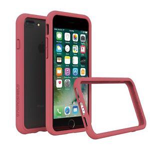 IPhone 8 PLUS/7 plus CASE rhinoshield 11 ft (environ 3.35 m) Drop TESTED antichoc Tech-coralpink-  afficher le titre dorigine - France - État : Neuf: Objet neuf et intact, n'ayant jamais servi, non ouvert, vendu dans son emballage d'origine (lorsqu'il y en a un). L'emballage doit tre le mme que celui de l'objet vendu en magasin, sauf si l'objet a été emballé par le fabricant d - France