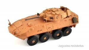 1-72-General-Dynamics-LAV-25-PIRANHA-USMC-TANK-TANQUE-EAGLEMOSS-DIECAST-MODEL