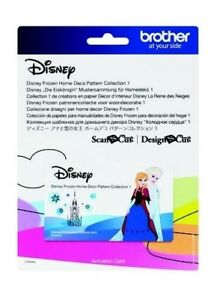 Brother-ScanNCut-Disney-Frozen-with-Anna-Elsa-Olaf-Pattern-Collection-1