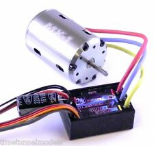 Brushless CONVERSION - MTRONIKS 10.5 Turn G2 Sport System Combo for Tamiya Cars