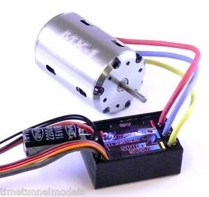 Brushless-Conversion-MTRONIKS-10-5-Turn-G2-Sport-System-Combo-fuer-Tamiya-autos