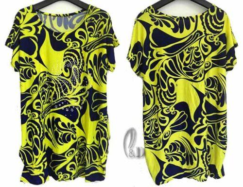 AU SELLER BOHO Sparkle Sequin Tunic Kaftan Loose Long Top//Beach Cover Up T061