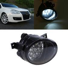 Right Front Bumper 9 LED Fog Light Lamp For 2004-2010 VW Jetta/Bora/Golf Mk5/GTI