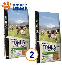 2 SACCHI - Purina Tonus Complet Adult Pollo 14 kg per cane adulto pollo