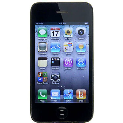 Apple iPhone 3GS - 32GB - Black (AT&T) Smartphone