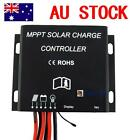 20A MPPT Solar Panel Charge Controller Regulator 12V/24V Auto Waterproof 250W