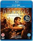 Immortals 5050582890488 Blu Ray Region 2 P H