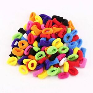 Image is loading Scrunchie-Hair-Bobble-Elastic-Ring-Bands-Scrunchies-Hair- 042e5766f5d