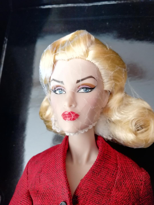 fr katy keene fashion royalty barbie size limited edition integrity barbie