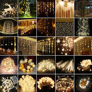 Warm-White-Fairy-String-Lights-Xmas-Christmas-Wedding-Party-Indoor-Outdoor-Decor