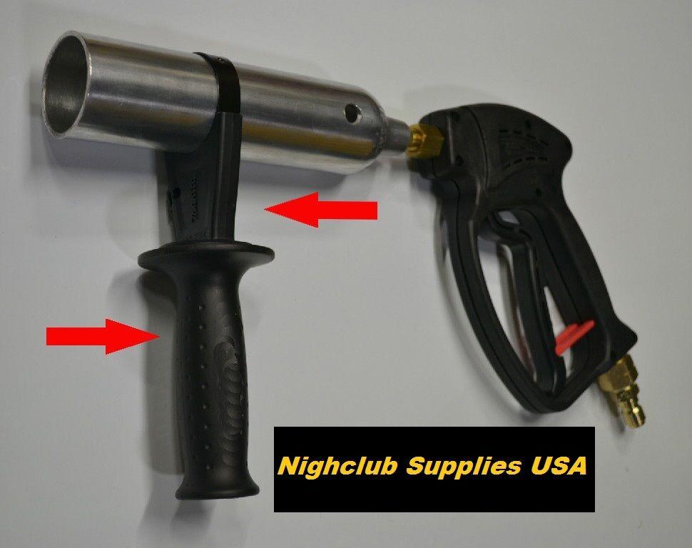 CO2 HANDHELD CRYO GUN CO2 CANNON JET SONDERE EFFEKTE FOG CRYOGENIC FX USA MADE