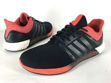 a4e784ace8d86 Adidas Solar Boost M Running Shoes Men s Sz 10.5 Sneakers Black S42065 NMD