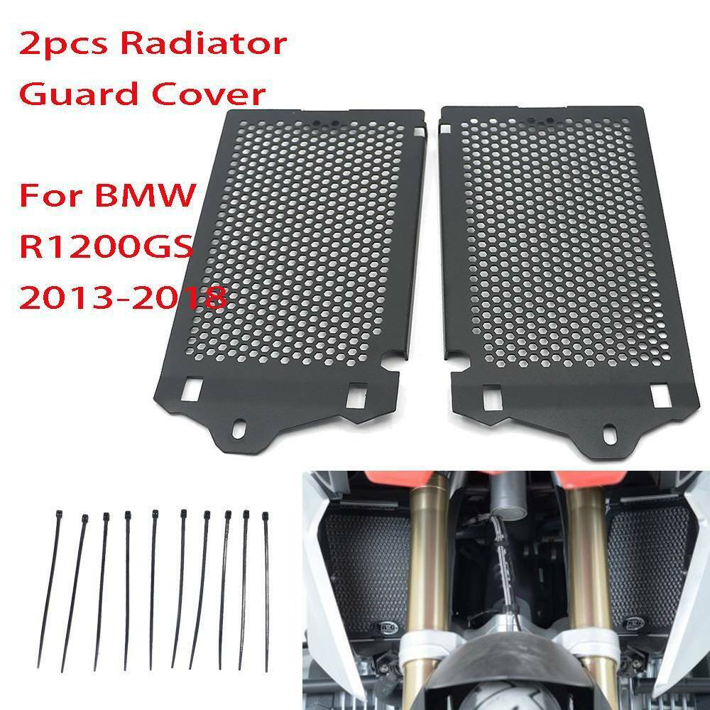 Radiator Guard Cover Protector for BMW R1200GS R 1200 GS LC GSA ADV Water Cooler