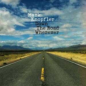 MARK-KNOPFLER-Down-The-Road-Wherever-2018-13-track-vinyl-2xLP-album-NEW-SEALED