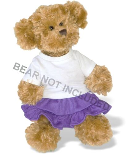 "Teddy Bears Clothes fits a 12/"" Bear Skirt /& Trousers Build Your Teddies Outfits"
