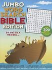 Jumbo Word Search: Bible Edition by Patrick Merrell (Paperback / softback, 2013)