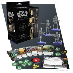 Star-Wars-Legion-B1-Battle-Droid-mise-a-niveau-Expansion-New-amp-Sealed