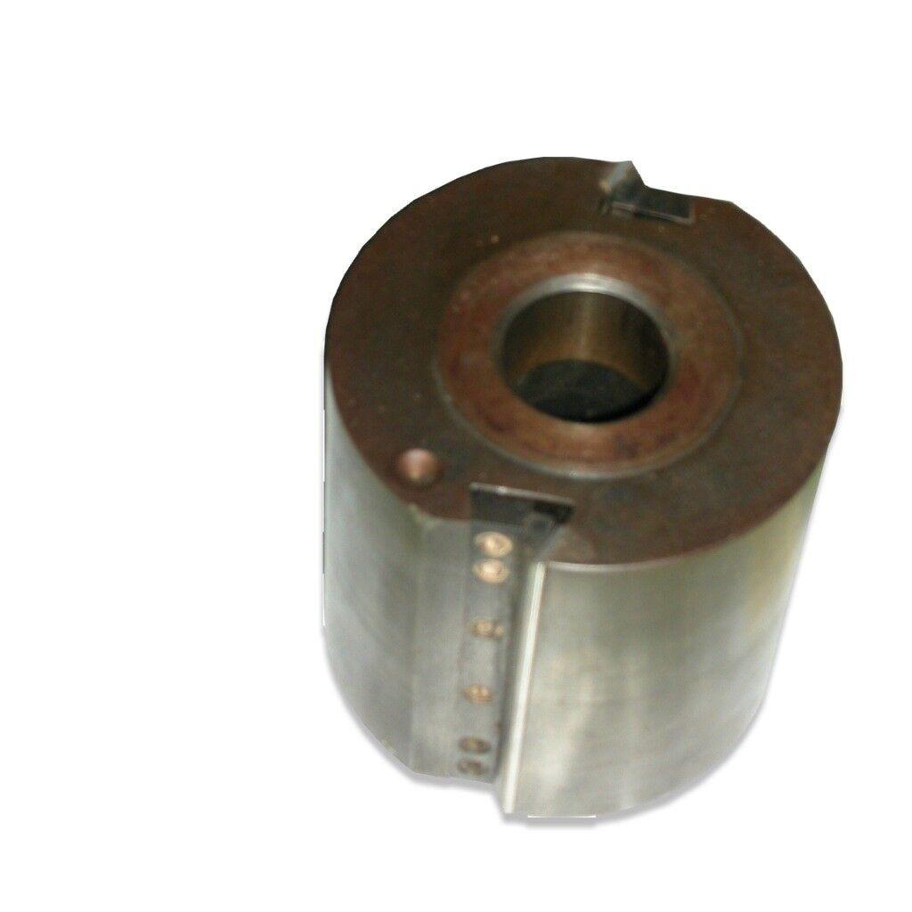 Hobelkopf 125 x 40 x 120 mm Z 2 gebraucht Hobel 23051
