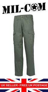 Heavyweight Abbigliamento Og lavoro Green da Cotton Airsoft Caccia Combat Uk Tiro Pantaloni XBxZwq