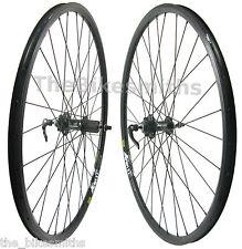 """Mavic XM119 Disc 29"""" MTB Wheel Set Black 8-10 Speed SRAM 506 Hub DT Swiss Bike"""
