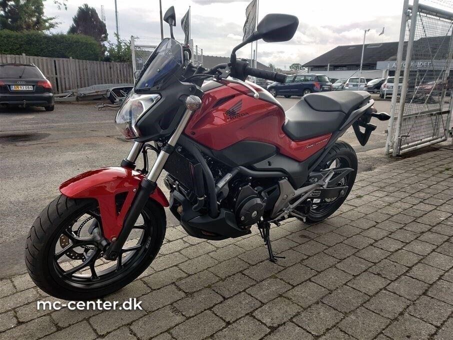 Honda, NC 750 S ABS, ccm 4000