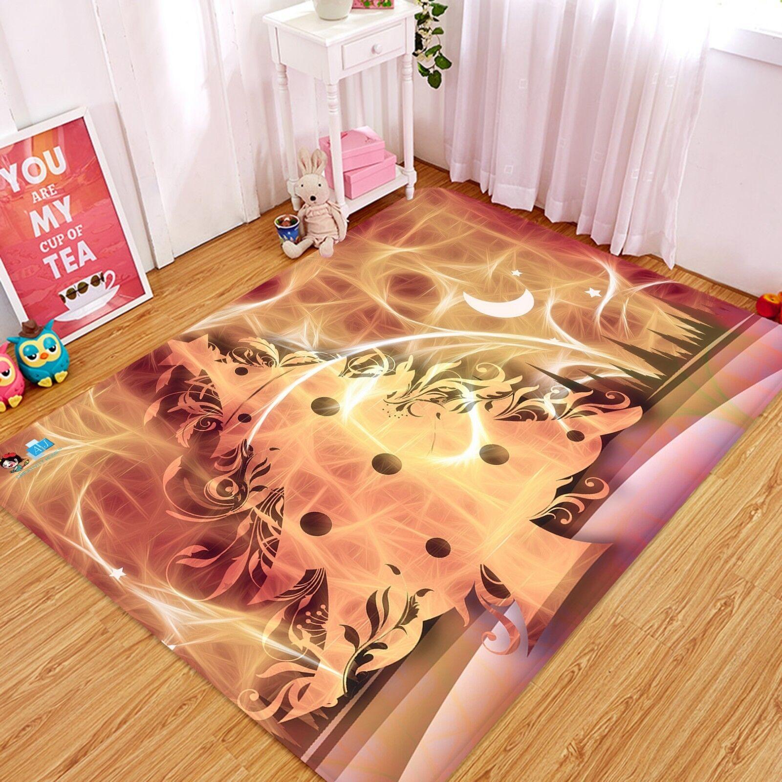 3D Christmas Xmas 11 Non Slip Slip Slip Rug Mat Room Mat Quality Elegant Photo Carpet UK 9bad5e