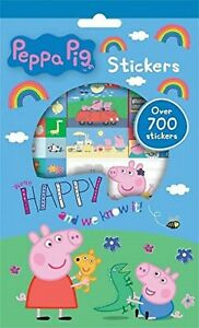 Anker-Pestr-Peppa-Pig-Stickers-700-Piece-FREE-POSTAGE