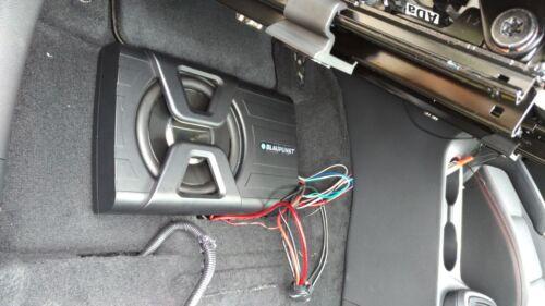 Awesome Blaupunkt Gths80 8 300 Watt Amplified Subwoofer For Sale Online Ebay Wiring 101 Ferenstreekradiomeanderfmnl