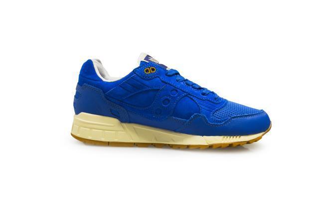 Herren Saucony  Shadow 5000 - 700453 - Blau Cream Trainers