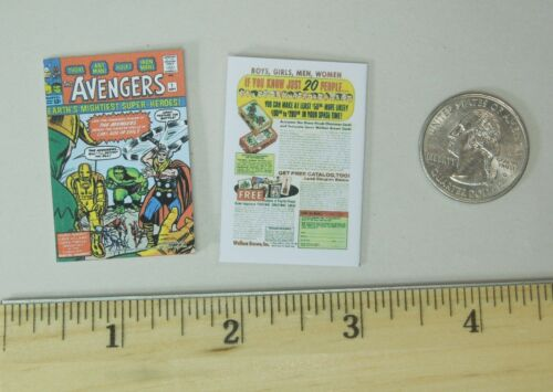 1 1//6 Scale Comic Book Avengers No A must for your Avengers figures!