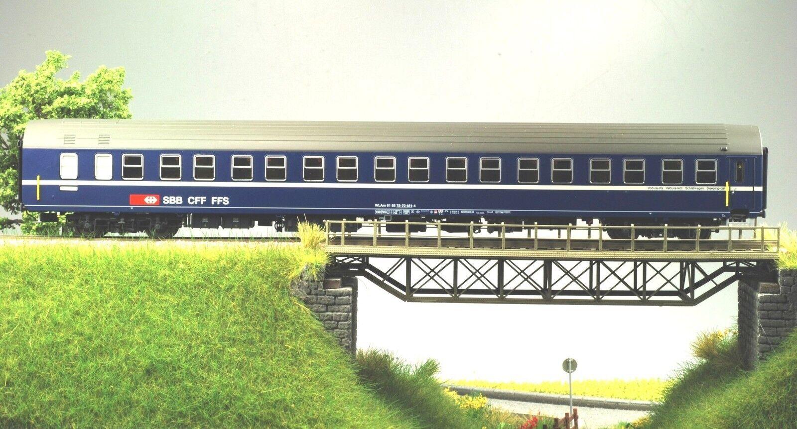 LS modellllerlerler 47253 SBB CFF FFS Schlawag 1.Kli.Wlmam T2s dunkelblå  grå Ep4 -5 NEU