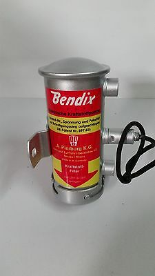 Porsche 911,R ST hollow bolt fittings with M12-1.5 threads for bendix fuel pump
