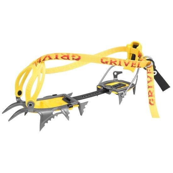 Grivel Air Tech New Matic + Antibott RA073A02 Ice-Axes & Crampons Crampons