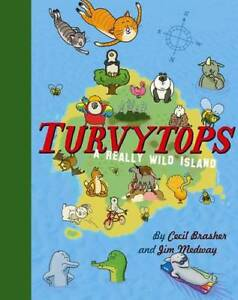 Turvytops-A-Really-Wild-Island-Jim-Medway-Cecil-Brasher-New-Book