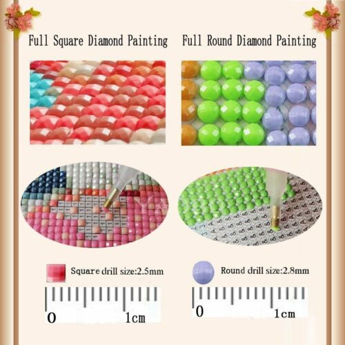 5D Diamond Painting Food Spices Abstract Rhinestones Mosaic Home Kitchen Decors