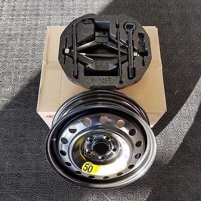 Genuine OEM Factory 2017 2018 Kia Soul Spare Tire Kit