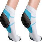 2 Foot Compression Socks for Plantar Fasciitis Heel Spurs Arch Pain Sport Sock G