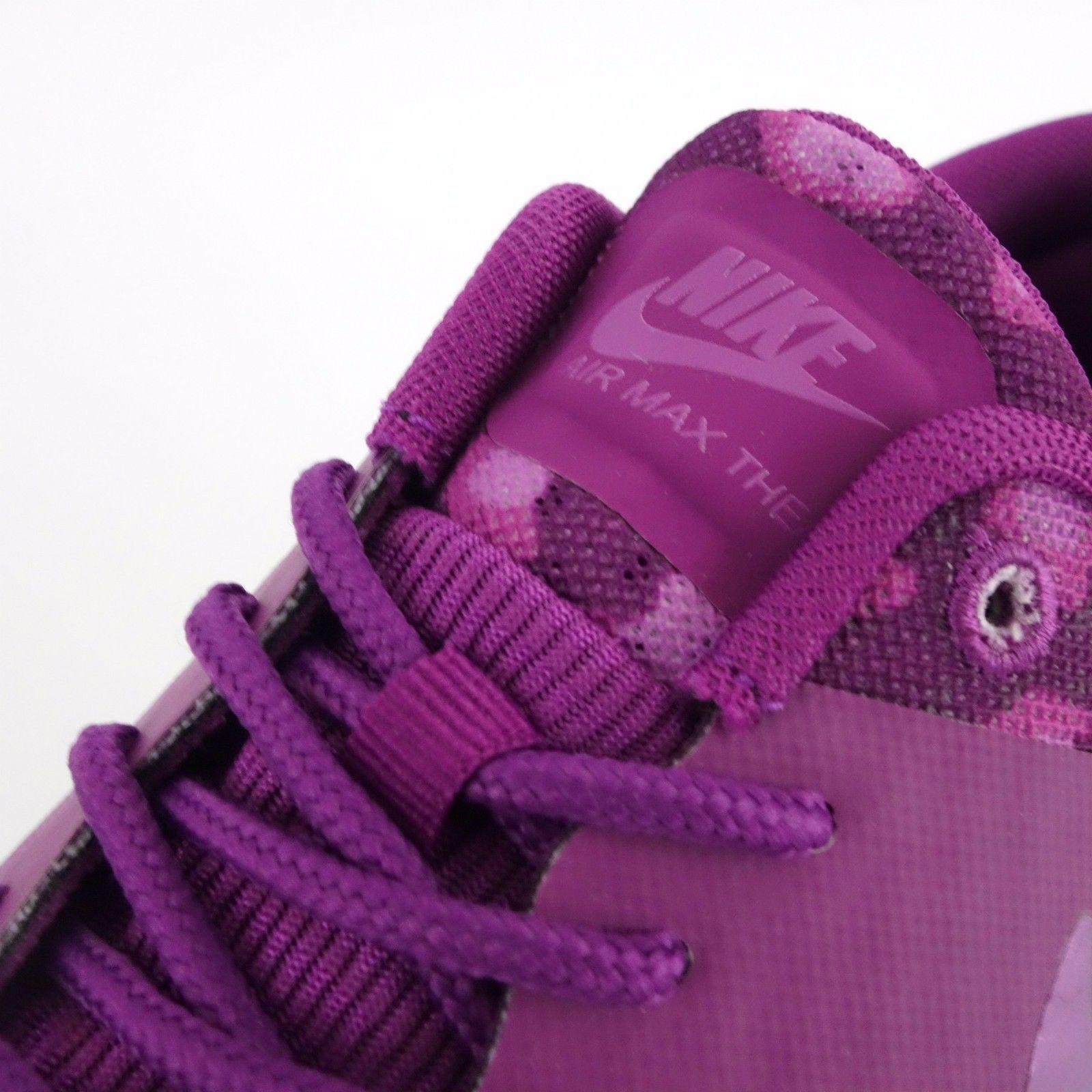 Nike Air Max Thea Print 599408 501 Berry Fuchsia Fuchsia Fuchsia Flash Fuchsia Glow Wmn Sz 7 b5b169