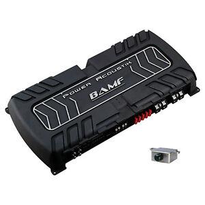 Power-Acoustik-BAMF18000D-Bamf-Series-1-Channel-D-Class-8000-Watts