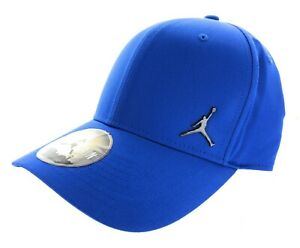 competitive price 11ad1 f4da9 Image is loading Men-039-s-Nike-Air-Jordan-Jumpman-Snapback-